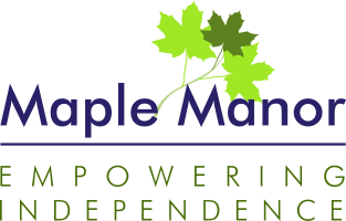 Maple Manor Nursing Care Home, Nottingham, UK Logo