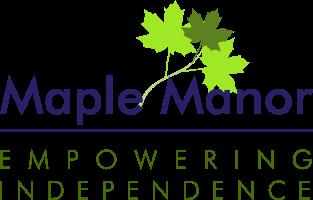 Maple Manor Nursing Care Home, Nottingham, UK Logo